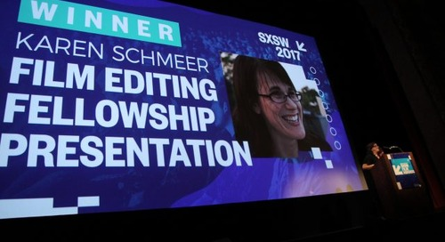 Apply Now For the Karen Schmeer Film Editing Fellowship