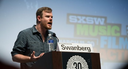 #TBT: 25 Years of SXSW Film – Joe Swanberg