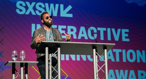 Explore SXSW Interactive Innovation Awards Categories for 2018