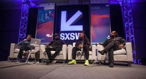 The Jazz of the Music Biz with Talib Kweli and More at the 2017 SXSW Conference [Video]