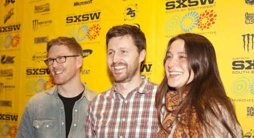 #TBT: 25 Years of SXSW Film Festival – Andrew Haigh, Alex Winter, Dan Lindsay & TJ Martin, and Lynn Shelton