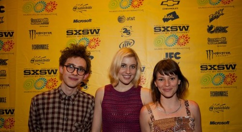 #TBT: 25 Years of SXSW Film Festival – Greta Gerwig