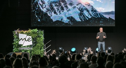 me Convention Day Two: New Realities, New Creativity & New Leadership [Live Stream]