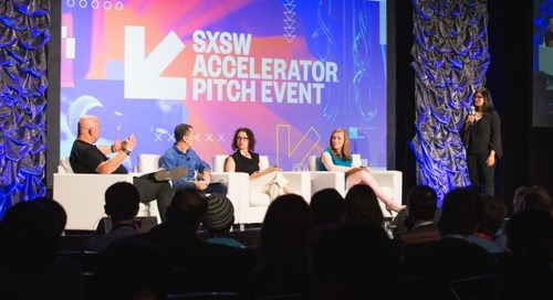 Coaches and Qualifying Committee Revealed for the 2018 SXSW Accelerator Pitch Event