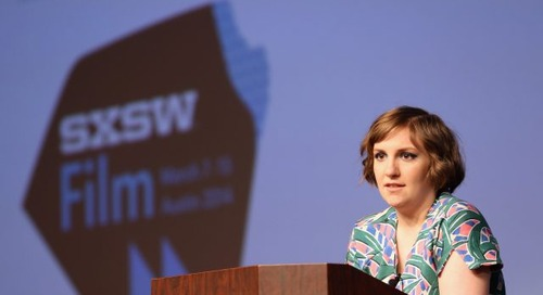 25 Years of SXSW Film Festival – Lena Dunham