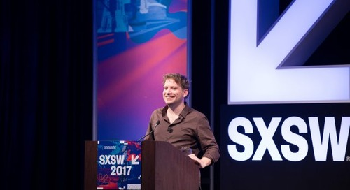25 Years of SXSW Film Festival – Gareth Edwards