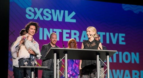 SXSW Interactive Innovation Awards Entry Deadline Extended Through November 12