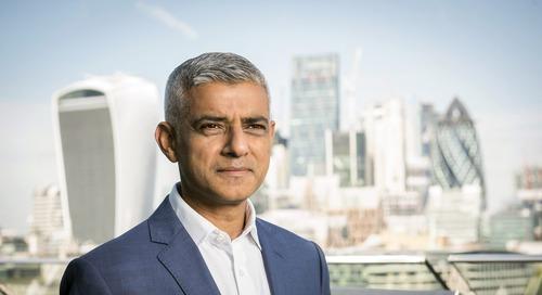 Sadiq Khan, Mayor of London, Announced as a Keynote Speaker for SXSW 2018