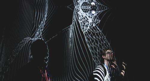 Urban Data Poetry, Humans & AI, and Exploring Food Consumption: SXSW Art Program Alumni