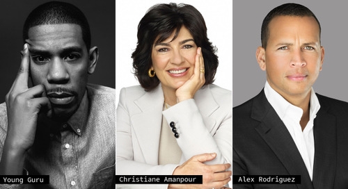 Christiane Amanpour, Young Guru, Alex Rodriguez & More Featured Speakers Announced for SXSW 2018