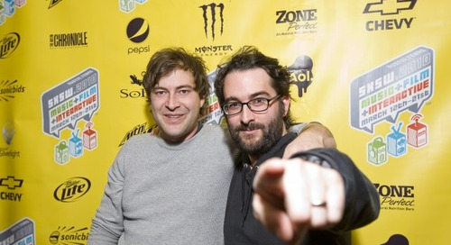 25 Years of SXSW Film Festival – Jay Duplass