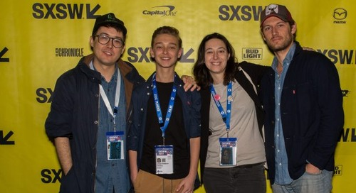 25 Years of SXSW Film Festival – Lauren Wolkstein