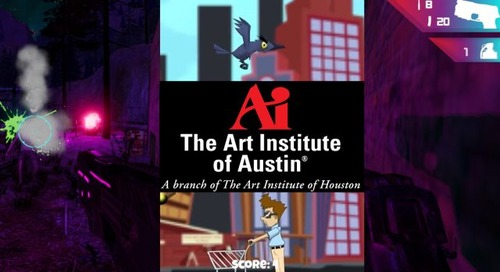 The Art Institutes Bring Their A-Game to the 2018 SXSW Gaming Expo