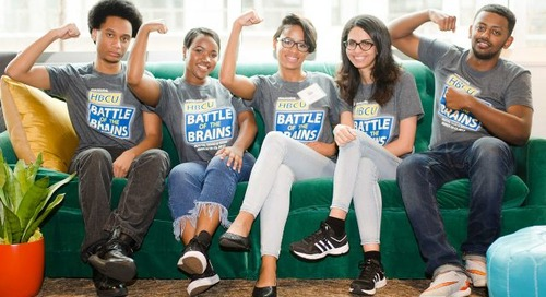 Second Annual HBCU Battle of the Brains: Final Team Case Presentations at SXSW, Saturday, March 10, for $50,000+ in Scholarship Prizes!