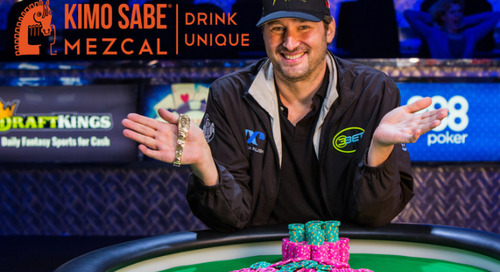 Kimo Sabe Mezcal Trusted Friend Poker Tournament with Phil Hellmuth