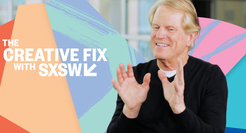 Roy Spence On The Creative Fix With SXSW [Video]