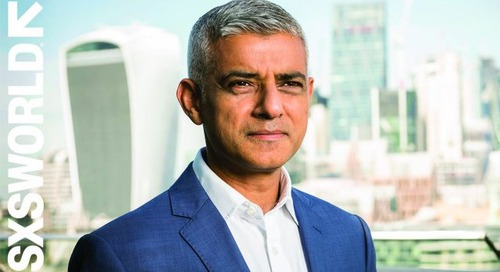 SXSWorld February Issue: Sadiq Khan, Barry Jenkins and More In-depth 2018 SXSW Coverage