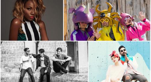 SXSW Music Weekly Round-Up: Demo Listening Sessions, METZ, Princess Nokia, Tennis, & More