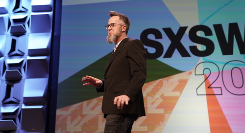 whurley Convergence Keynote at SXSW 2018 [Video]