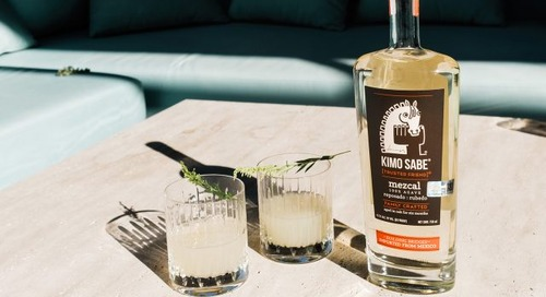 Come find our Trusted Friends and #DrinkUnique with Kimo Sabe Mezcal