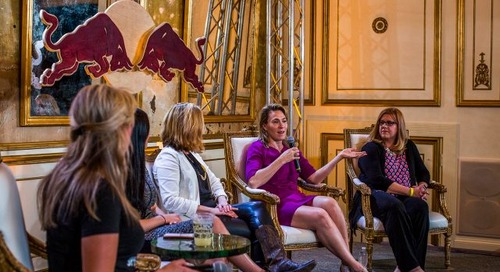 Women Who Lead: Inspirational Leaders at Red Bull Launch Institute