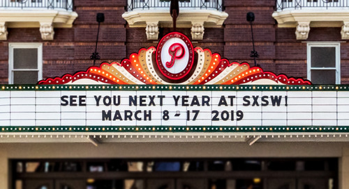 See You Next Year: SXSW 2019 Dates Announced