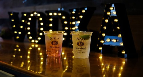 Enjoy Tito's Handmade Vodka at SXSW and Support LUPE Arte