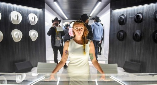 """The SXSW Creative Experience """"Arrow"""" Awards – HBO and Giant Spoon, Sony Brand Design Platform, and Meow Wolf"""