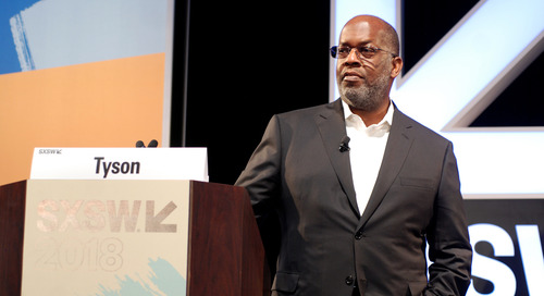 Bernard J. Tyson on Re-Connecting the Mind to the Body at SXSW 2018 [Video]