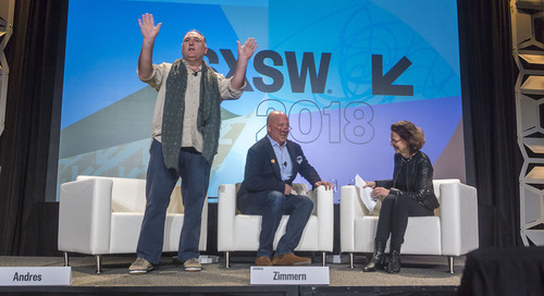 José Andrés & Andrew Zimmern: Changing the World Through Food Featured Session at SXSW 2018 [Video]