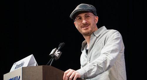 Darren Aronofsky Film Keynote at SXSW 2018 [Video]