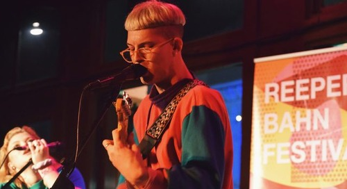 SXSWfm 2018 Showcasing Artist Interview: Gus Dapperton