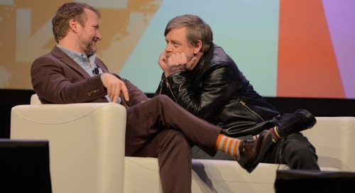 Journey to Star Wars: Rian Johnson & Mark Hamill at SXSW 2018 [Video]