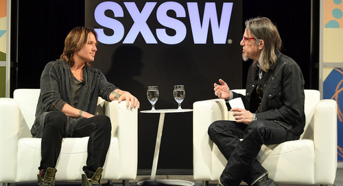 Creation and Connection: A Conversation with Keith Urban at SXSW 2018 [Video]