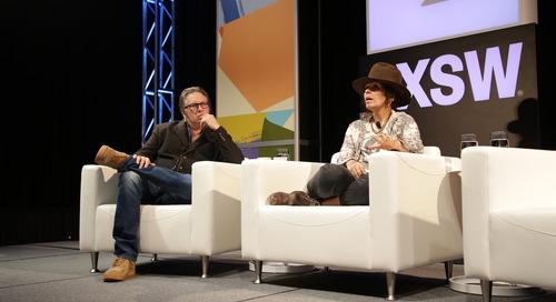 Linda Perry & Kerry Brown Music Keynote at SXSW 2018 [Video]