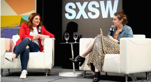 Lena Dunham and Samantha Barry on Authenticity and Media at SXSW 2018 [Video]