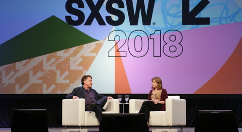 "Ray Kurzweil's ""The Power of Ideas to Transform the World is Accelerating"" Featured Session at SXSW 2018 [Video]"