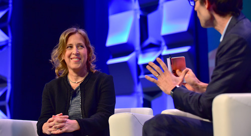 YouTube's CEO Susan Wojcicki on Navigating the Video Revolution in the Digital Age at SXSW 2018 [Video]