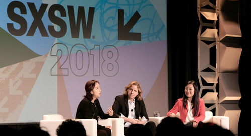 """Democratizing AI for Individuals & Organizations"" Featured Session at SXSW 2018 [Video]"