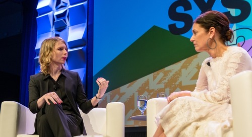 Free Radical: Chelsea Manning with Vogue's Sally Singer at SXSW 2018 [Video]