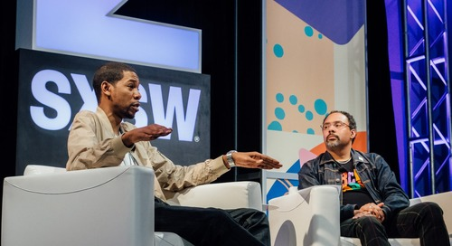 "Young Guru on ""Music Tech: A Gateway to Awaken America's Youth"" at SXSW 2018 [Video]"