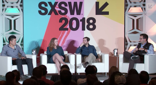 Blockchain & the Decentralization of Finance Featured Session at SXSW 2018 [Video]