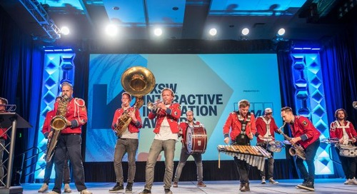 Explore SXSW Interactive Innovation Awards Categories for 2019