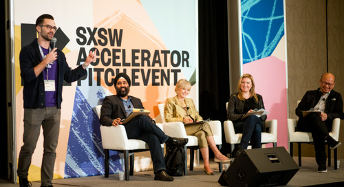 Apply to the 2019 SXSW Pitch Competition