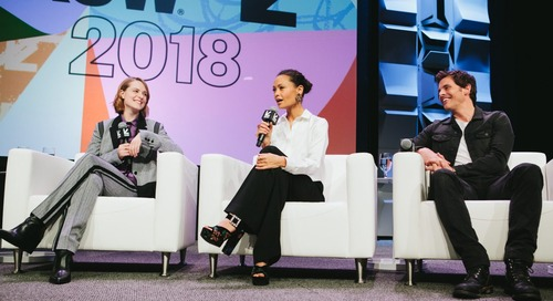 Westworld Cast and Showrunners Jonathan Nolan & Lisa Joy at SXSW 2018 [Video]