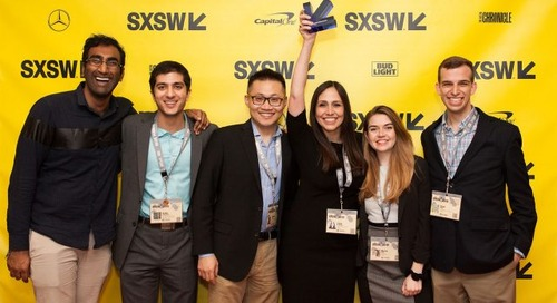 Tips for the 2019 SXSW Interactive Innovation Awards
