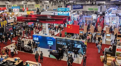 Apply to the SXSW Trade Show: Where Creativity & Innovation Collide