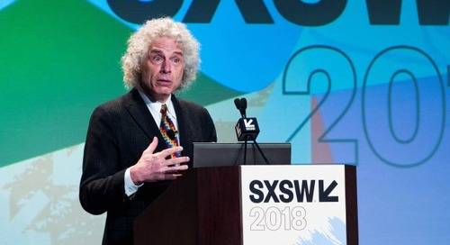 Harvard Professor Steven Pinker on Tech and the Human Condition at SXSW 2018 [video]