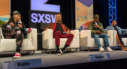 The Chi Featured Session with Lena Waithe and Common at SXSW [Video]
