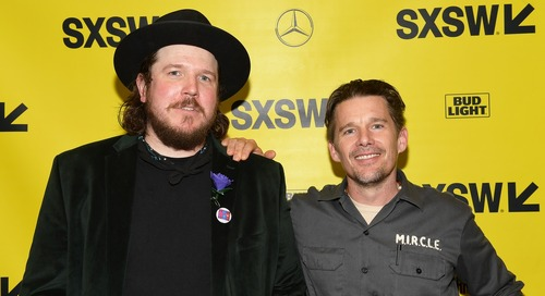"""Blaze"" Red Carpet and Q&A with Ethan Hawke, Ben Dickey & More at SXSW 2018 [Video]"
